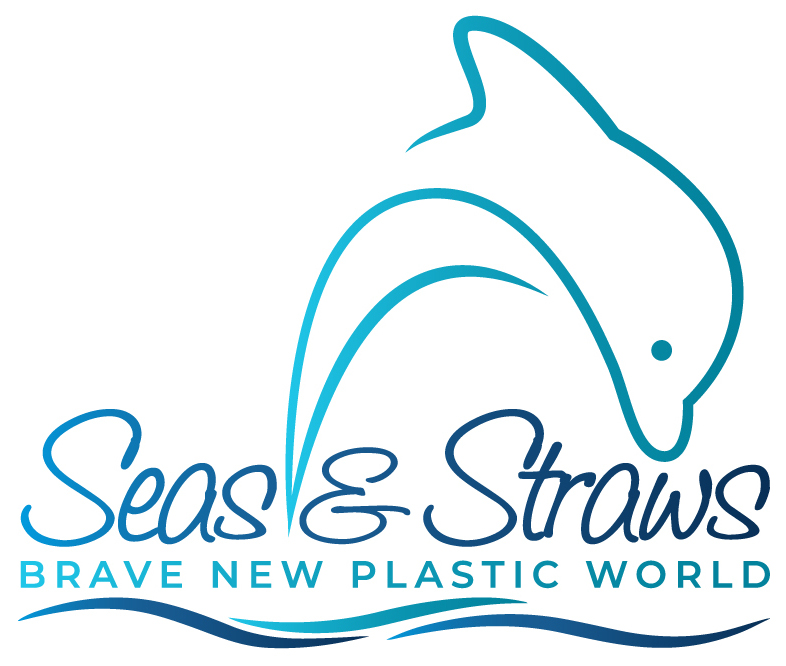 Logo of Seas & Straws: Brave New Plastic World