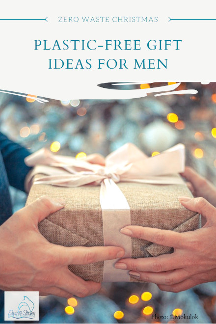 The Ultimate Guide Of Plastic-Free Gift Ideas For Men. Seas & Straws
