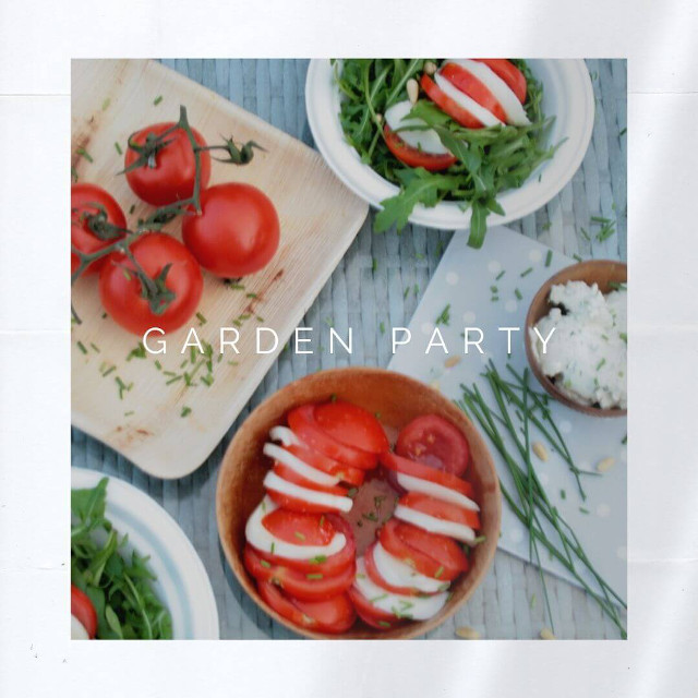 Cover Zero Waste Garden Party. Photo: © Seas & Straws