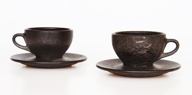 Every Kaffeeform Cup is Unique. Photo: © Kaffeeform