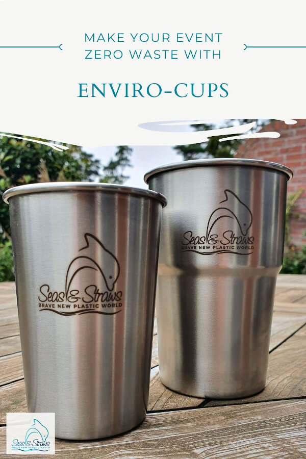 Make your event zero waste with Enviro-Cups.