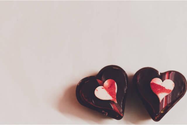 Zero waste chocolates