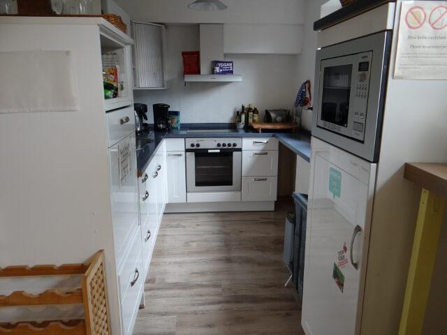 Green Haven Hamburg kitchen. Photo: Seas & Straws
