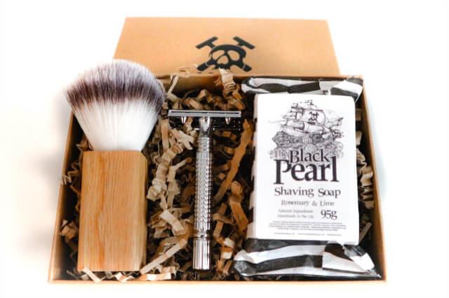 Mutiny Shaving's Zero Waste Razor Boxes Awaken The Pirate In Every Man. Photo: ©mutinyshaving.co.uk