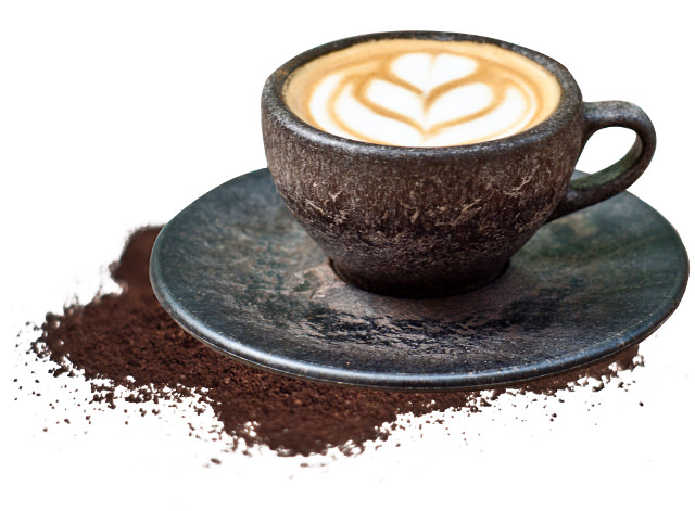 Kaffeeform Cappuccino Cup. Photo: © Kaffeeform