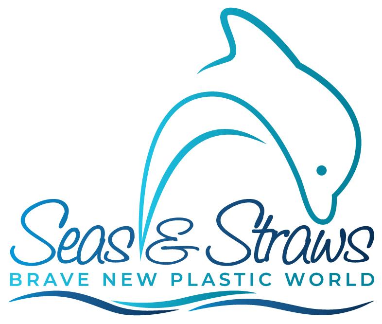 Logo of Seas & Straws: Brave New Plastic World